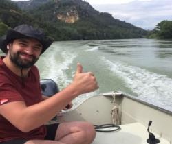 Christan-off-Fishing