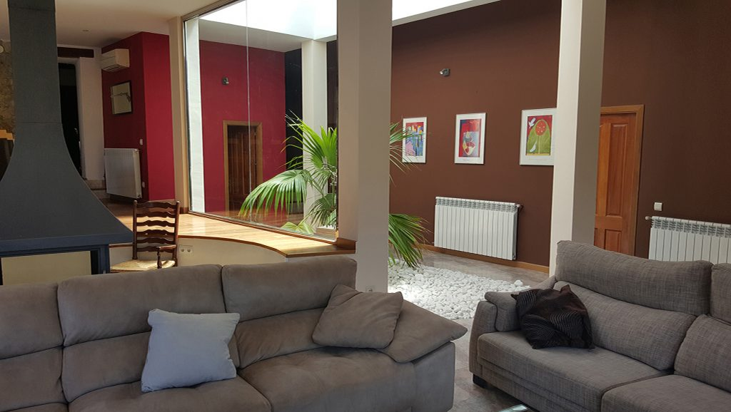 El-Figueral Lounge Area - El Figueral Rural Tourism Spain