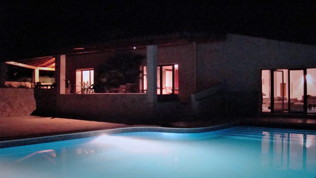 El Figueral Pool - El Figueral Rural Tourism Spain