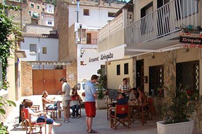 Xiringito Restaurant Benifallet - El Figueral Rural Tourism Spain