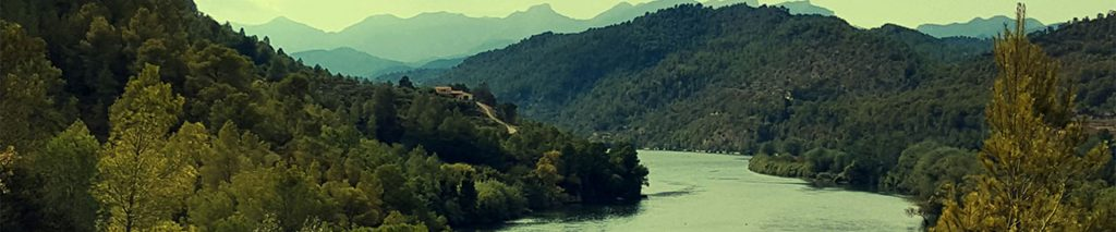 River Ebro Fishing - El Figueral Rural Tourism Spain