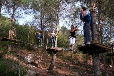 Adventure Park - El Figueral Rural Tourism Spain