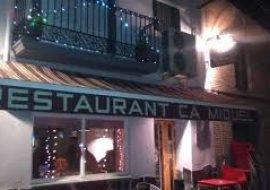 Ca Miguel restaurant bar