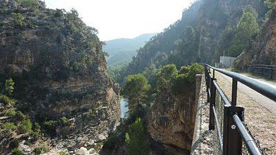 Cycling Bridge - El Figueral Rural Tourism Spain