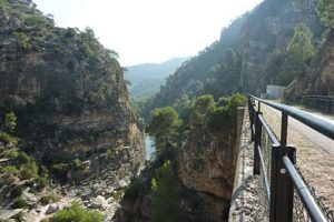Cycling Bridge - El Figueral Rural Tourism Spain