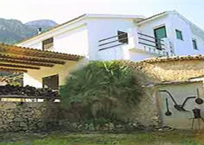 Figueral 2004 before - El Figueral Rural Tourism Spain