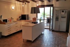 El-Figueral Kitchen - El Figueral Rural Tourism Spain