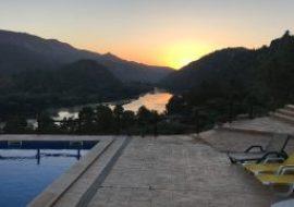 El Figueral Sunrise- El Figueral Rural Tourism Spain