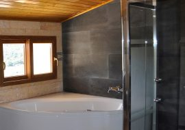Master-Bath and shower