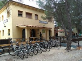 Old Benifallet Station - El Figueral Rural Tourism Spain