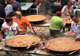 Paella festival Benifallet 1k