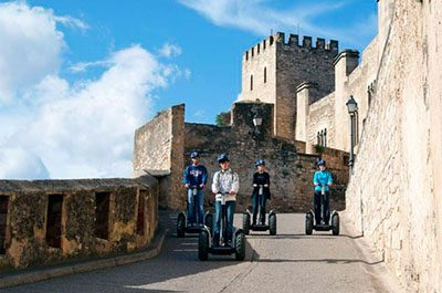 Segway - El Figueral Rural Tourism Spain