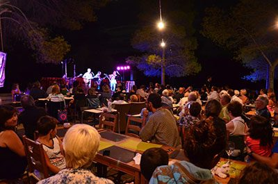 Station Concert - El Figueral Rural Tourism Spain
